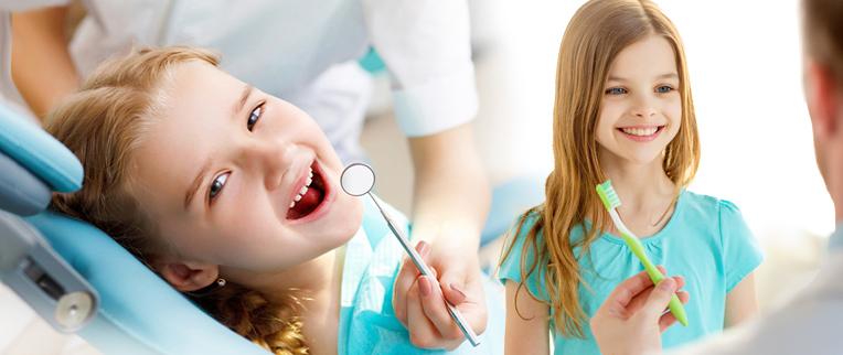 Οδοντίατροι για παιδιά